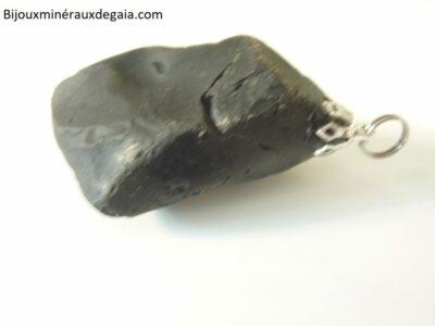 Pendentif Spinelle noir 37,7 gr ultra rare ref 1522