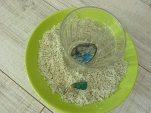 Purification et rechargement des pierres,minéraux Labradorite et généralité.