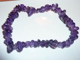 Bracelet amethyste d'uruguay