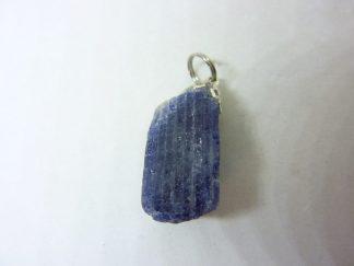 Pendentif Saphir brut 10,3 gr ref 1307