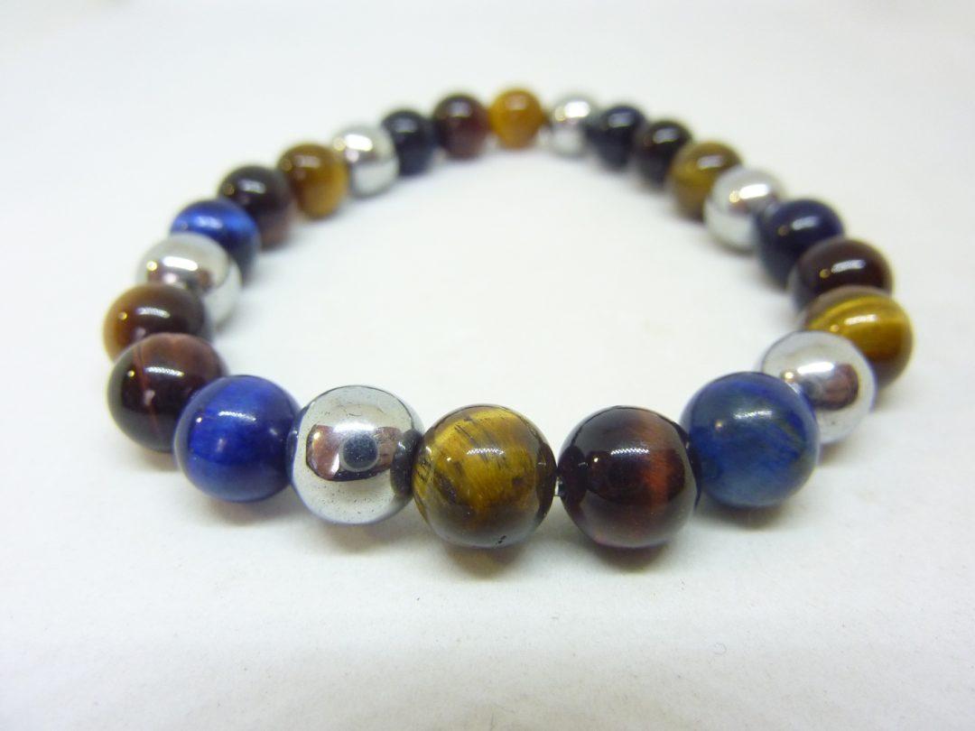 Lot 10 Perle Hematite Doré 8mm Perle Hématite Creation bijoux Collier bracelet