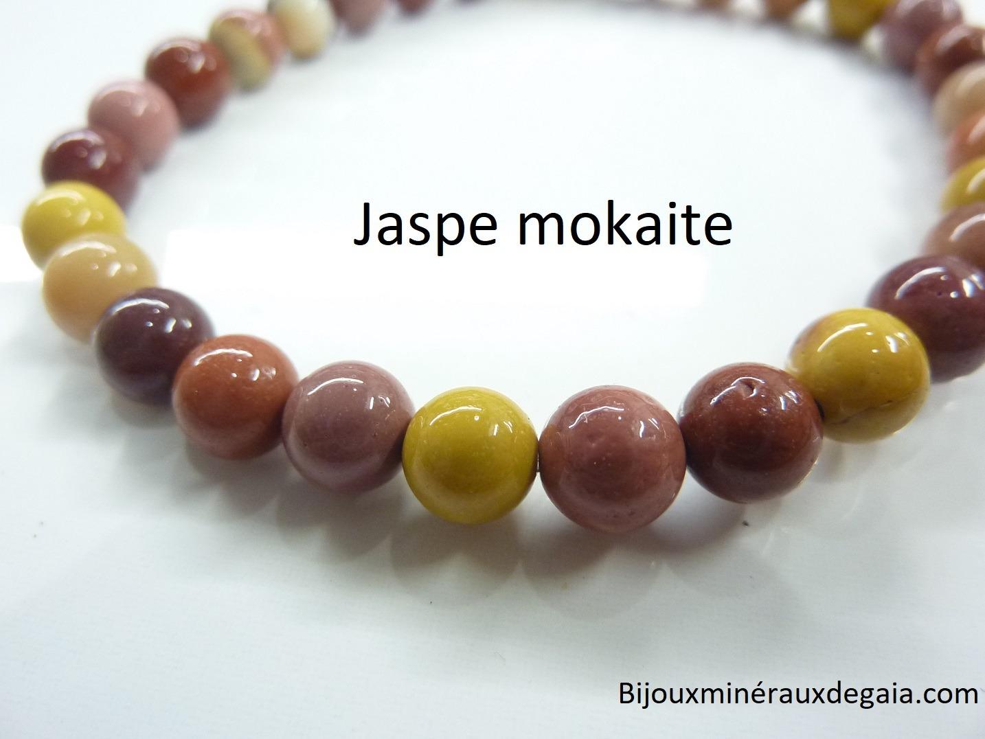 Propriétés et vertus de la Mokaite et achat