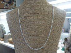 Chaine argent 925 serpent Longueur 56 cm